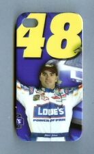 JIMMIE JOHNSON 1 Piece Glossy Case / Cover iPhone 4 / 4S (Design 2)+ Stylus