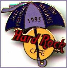 Hard Rock Cafe NEW ORLEANS 1995 JAZZ Festival Umbrella PIN