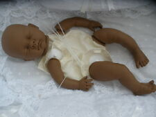 """REBORN BABY - DOLL KIT ,ETHNIC """"MOLLY MARIE"""" WITH FULL LIMBS + 20in DISK BODY"""