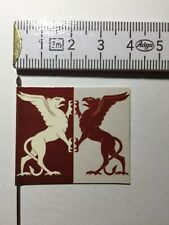 333) 1x 25mm 28mm Medieval GOT Game of Thrones Flag Banner CONNINGTON No.1