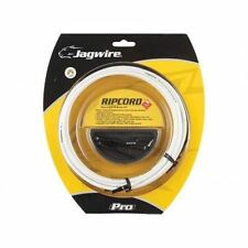 Jagwire Ripcord Mountain Bike Brake Cable Kit Inner and Outer White JBC00WH