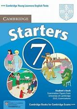 Cambridge Young Learners English Tests 7 Starters Student's Book: Examinati