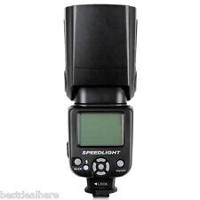 TRIOPO TR - 960ll DSLR Camera Flashlight LCD Screen Speedlite for Canon Nikon