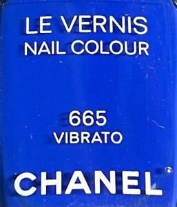 CHANEL NAIL POLISH 665 VIBRATO LIMITED EDITION BNIB