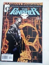 MARVEL KNIGHTS - THE PUNISHER  #3 - 2001 - Ennis/Dillon NEAR MINT CONDITION
