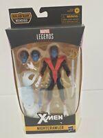 Marvel Legends Nightcrawler (Wendigo BAF)