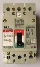 Eaton Cutler Hammer E125S Breaker 3 Pole 60 Amp Egs3060Ffg