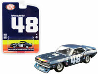 Greenlight ACME 1/64 1970 Dan Gurney's #48 Plymouth Trans Am Cuda  51263