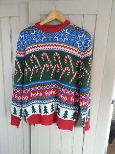 Next christmas jumper Size Large