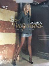 Trasparenze Classic Rosy cosmetic  Exclusive Strumpfhose  Größe 2 (38  M ) 20den