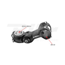 KALLOY UNO ATTACCO MANUBRIO BICI BIKE BMX HANDLEBAR STEM Ø 31,8mm