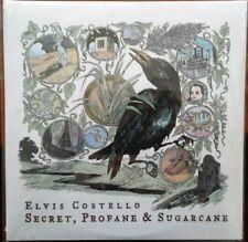 Elvis Costello~Secret, Profane & Sugarcane~Factory Sealed 2009 2 LP Specialty