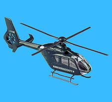 Roco Minitanks H0 695 EC 135 HUBSCHRAUBER Bundesgrenzschutz BGS 1:87 Eurocopter
