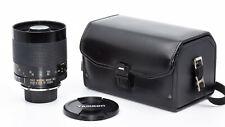 Tamron SP 8.0/500mm Tele Macro Spiegelobjektiv Adaptall 2 Anschluss