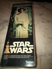 "Original 1978 Kenner Star Wars 12"" Princess Leia Action Figure NEW in SEALED BOX"