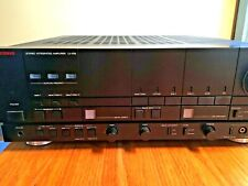 Luxman LV-109 Integrated Amplifier