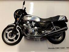 Honda CBX 1000 * silber 1978 * 1:12 Minichamps ( Honda )