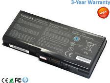 87WH Genuine OEM Battery Toshiba Qosmio X500 X505 PA3729U-1BRS P505 PA3730U-1BRS