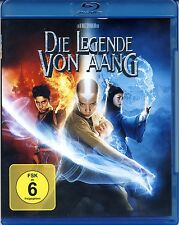 Die Legende Von Aang  Blue Ray