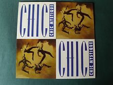 """CHIC : CHIC MYSTIQUE - 12"""" LP 1992 German WB W0083T"""