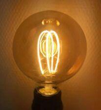 LED G95 Filament 100lm 2200k E27 Retro Edison bulb super schön