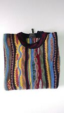 RARE Vintage Classic Coogi 100% Cashmere Sweater Size L Made in Australia NWOT