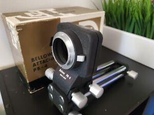 Nikon PB-4 Bellows Attachment