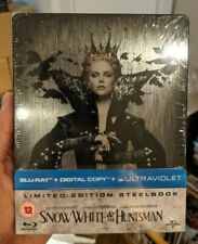 Snow White & and the Huntsman - Limited Edition Steelbook (Blu-ray) BRAND NEW!!