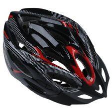 JSZ visera de adulto casco de moto deportiva Rojo H1S6