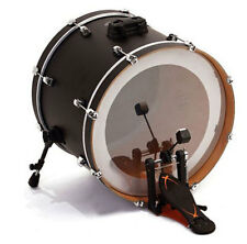 """Rmv bass drum synthetique FX double Clear 24"""""""