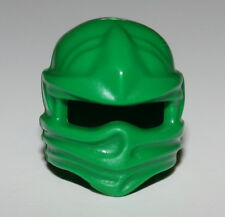 LeGo Green Ninja Hood Wrap Ninjago Minifig Headgear NEW