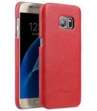 Melkco Premium Leather Snap Case For Samsung Galaxy S7 (RED) H17227
