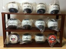 (12) BALL RARE SAN FRANCISCO GIANTS FOTOBALL BASEBALL SET from 2003 SEALED MLB