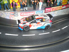 Carrera Digital 132 Umbau Scalextric Ford Fiesta RS WRC Rally Montecarlo Kubica