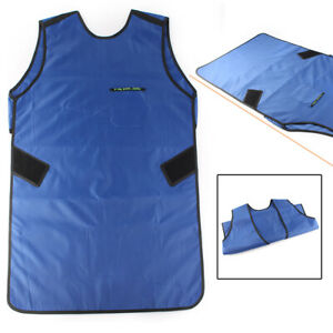 0.35 mm Pb X-Ray Protection Apron Protective Lead Vest Free Radiation (M size)
