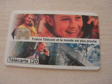 télécarte  france telecom         120  u (2)