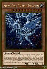 MVP1-ENG05 Deep-Eyes White Dragon Gold Rare 1st Edition Mint YuGiOh Card