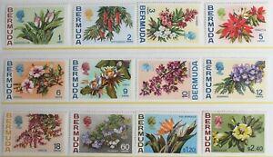 Bermuda – 1970 – Part Set to $2.40 - UM / LMM - (R6-E)