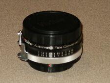 Vivitar Automatic Tele Converter 2x-3 for Pentax Mount