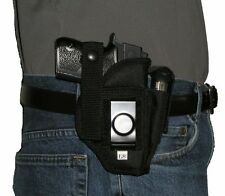 USA Mfg Belt Hip Pistol Holster W/Extra Mag Smith Wesson S&W SD4 VE ISP OSW 40