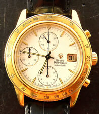 Girard Perregaux Olimpico 1992 Gelb Gold 18K 750 Automatik Chronograph Ref.1030