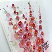 Flower Metal Cutting Dies Scrapbooking Embossing Paper 201 Album Die Cards L4U1