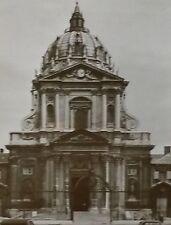 Church of Val-de-Grace, Paris, France,Magic Lantern Glass Slide
