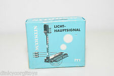 MARKLIN 7239 LICHT-HAUPTSIGNAL HOME LIGHT SIGNAL MINT BOXED.