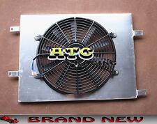 """Aluminum Radiator Shroud +14"""" Thermo Fan for HOLDEN Commodore VN VG VP VR VS V6"""