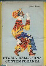 Collettivo di Tung Pei - Storia della Cina Contemporanea - Editori Riuniti 1955