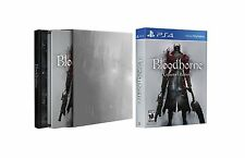 Bloodborne: Collector's Edition w/ SteelBook [PlayStation 4 PS4, Action RPG] NEW