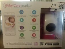 NEW!! iBABY Care Monitor Smart Baby Monitor w/ Temp, Motion, Sound Notification