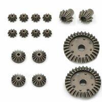 Für WLtoys 12428 12423 Metall Gear Rear Drive Shaft Upgrade Zubehör 16PCS/Set