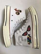 CHINATOWN MARKET CONVERSE US 8 RARE POP UP 1 OF 1 CTM SWOOSH SNEAKER CONS